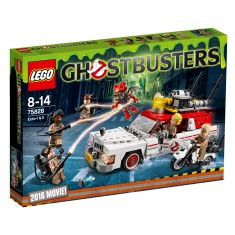 Lego 75828 Ghostbusters : Ecto-1 et 2