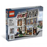 Lego 10218 Expert : L'animalerie