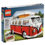 Lego 10220 Expert : Le camping-car Volkswagen T1