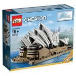 Lego 10234 Expert : Creator : L'opéra de Sydney