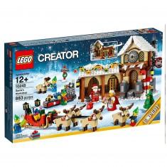 Lego 10245 Creator : L'atelier du Père Noël