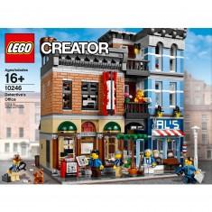 Lego 10246 : Prestige : Creator : Le bureau du détective