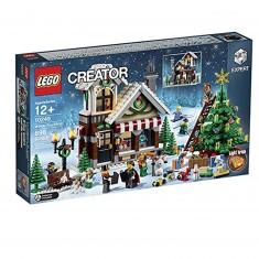 Lego 10249 Creator Expert : Le magasin d'hiver