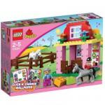 Lego 10500 Duplo : L'écurie