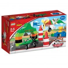 Lego 10510 Duplo Planes : La course aérienne de Ripslinger