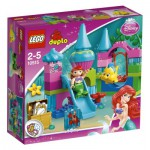 Lego 10515 Duplo : Princesses Disney : Le château de la Petite sirène