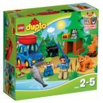 Lego 10583 Duplo : La partie de pêche en forêt