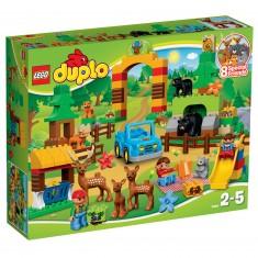 Lego 10584 Duplo : Le parc de la forêt