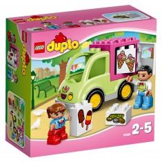 Lego 10586 Duplo : La camionnette de glaces