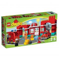 Lego 10593 Duplo : La caserne des Pompiers