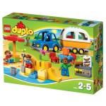 Lego 10602 Duplo : L'aventure au camping