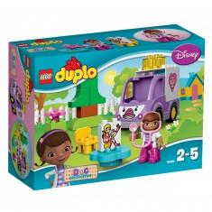 Lego 10605 Duplo : Rosie l'ambulance de Docteur La Peluche
