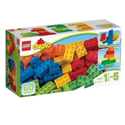 lego 10623 duplo grande bo te de compl ment lego magasin de jouets pour enfants. Black Bedroom Furniture Sets. Home Design Ideas