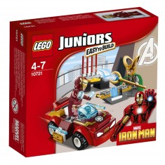 Lego 10721 Juniors : Iron Man contre Loki
