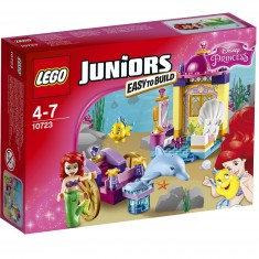 Lego 10723 Juniors : Le carrosse-dauphin d'Ariel