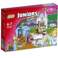 Lego 10729 Juniors : Le carrosse de Cendrillon