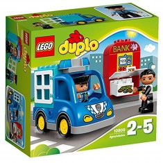 Lego 10809 Duplo : La patrouille de police