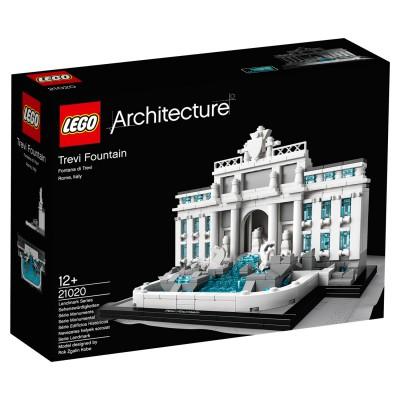 Lego 21020 Architecture : La fontaine de Trevi, Rome - Lego-21020