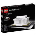 Lego 21022 Architecture : Lincoln Memorial