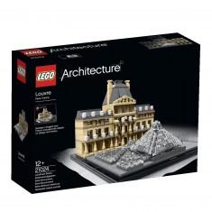 Lego 21024 Architecture : Le louvre
