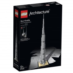 Lego 21031 Architecture : Burj Khalifa Dubaï