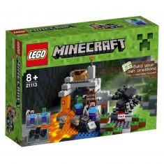 Lego 21113 Minecraft : La grotte