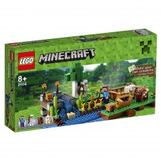 Lego 21114 Minecraft : La ferme