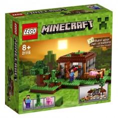 Lego 21115 Minecraft : La première nuit