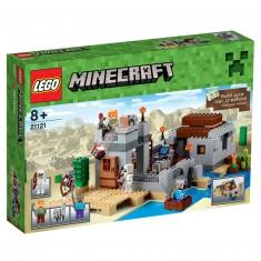 Lego 21121 Minecraft : L'avant-poste dans le désert