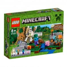 Lego 21123 Minecraft : Le Golem de fer