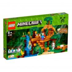 Lego 21125 Minecraft : La cabane dans l'arbre de la jungle