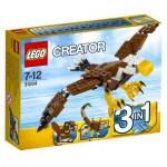 Lego 31004 Creator : Le rapace