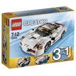 Lego 31006 Creator : Le bolide