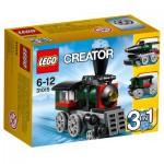 Lego 31015 Creator : La locomotive