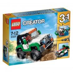 Lego 31037 Creator : Les véhicules de l'aventure