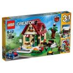 Lego 31038 Creator : Le changement de saison