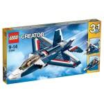 Lego 31039 Creator : L'avion bleu