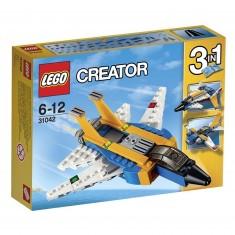 Lego 31042 Creator : L' avion à réaction