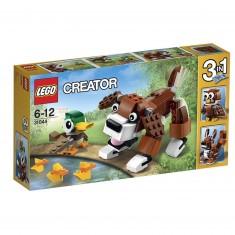 Lego 31044 Creator : Les animaux du parc