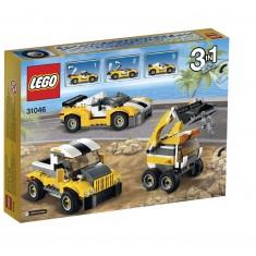 Lego 31046 Creator : La voiture rapide