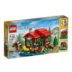 Lego 31048 Creator : La cabane du bord du lac