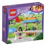 Lego 41098 Friends : Le kiosque d'Emma