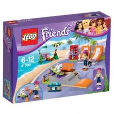 Lego 41099 Friends : Le skatepark