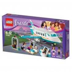 Lego 41100 Friends : L'avion privé de Heartlake City
