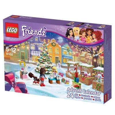 lego 41102 friends calendrier de l 39 avent lego magasin de jouets pour enfants. Black Bedroom Furniture Sets. Home Design Ideas