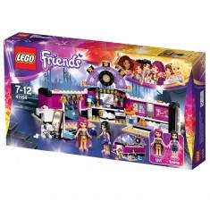 Lego 41104 Friends : La loge de la chanteuse