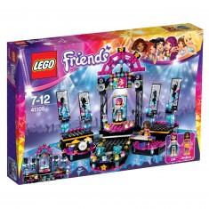 Lego 41105 Friends : La scène de la chanteuse