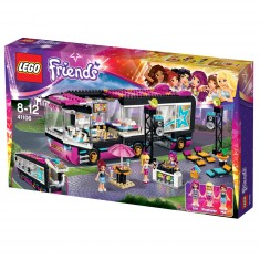 Lego 41106 Friends : La tournée en bus