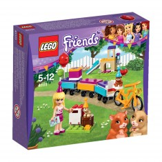 Lego 41111 Friends : Le train des animaux