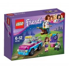 Lego 41116 Friends : La voiture d'exploration d'Olivia